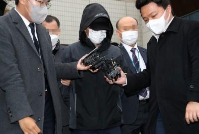 '광명·시흥 투기 의혹' LH 직원, 영장실질심사 출석