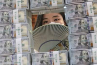 4월 외환보유액 4523억달러...'최고치 경신'
