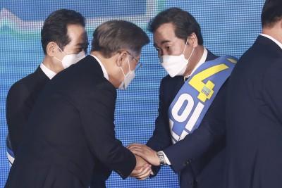 이재명 대선 경선 후보, 1차 슈퍼위크 51.09% 과반 차지