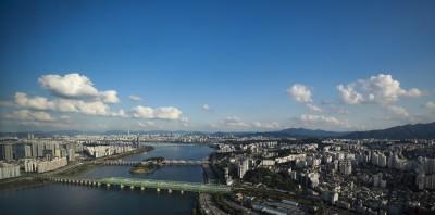 맑고 푸른 가을 하늘